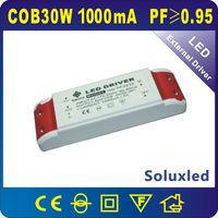 1000mA led transformer with pc box pf>0.95