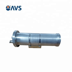 Security Carbon Steel Explosion Proof IP66 CCTV Camera Housing