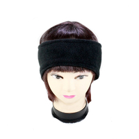 HZM-14119002 cheap price high quality colorful fleece neckgaiter sport fashion headbands wholesale