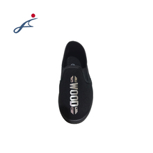 China manufacturer kids shoes black girls loafers shoes wholesale