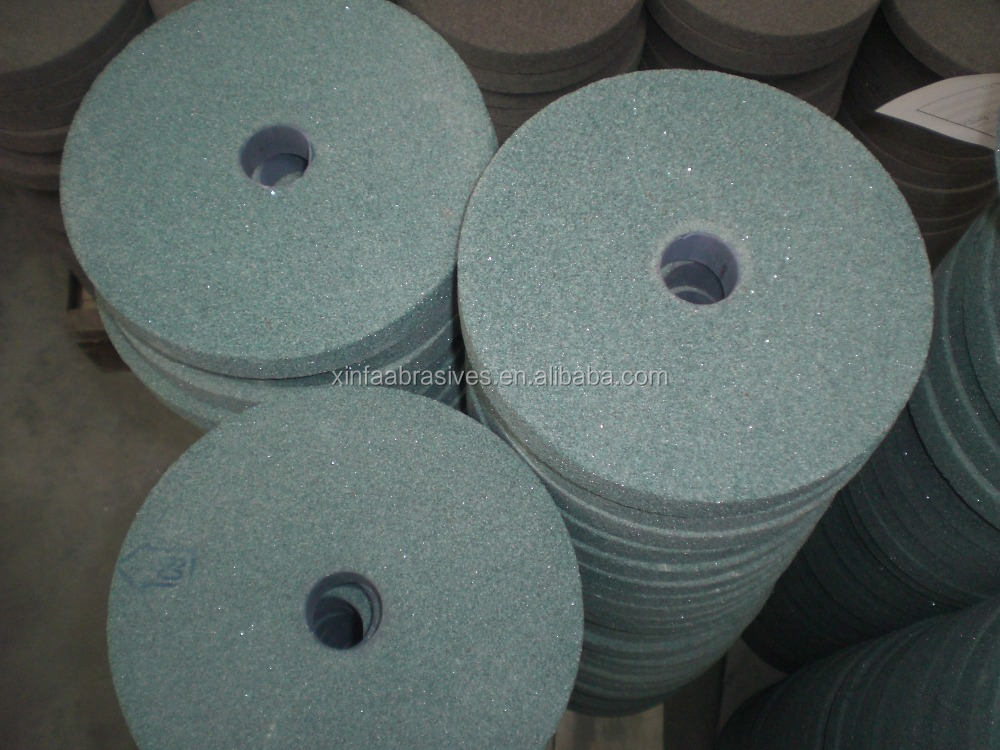 Aluminum Oxide Grinding Wheels for removing burrs