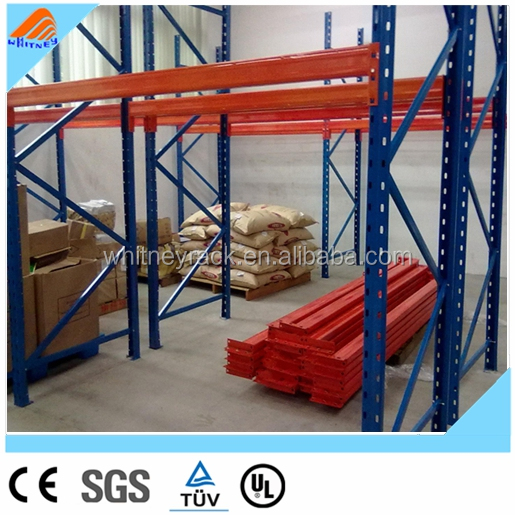 Heavy Duty Warehouse Storage heavy weight cargo selective racks ladder storage rack Auto Tire Racking
