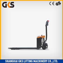 Mini Series 1.3 ton capacity smart full electric pallet truck