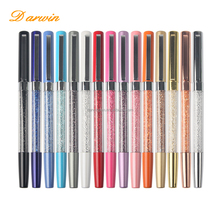 multi color crystal roller pen For Promotion customized bling pen