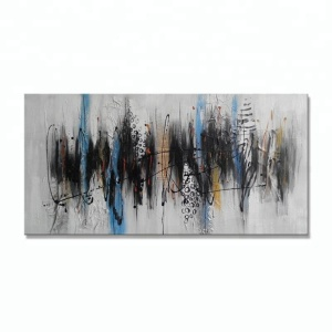Popular Modern Decorative Abstract Canvas Wall Art