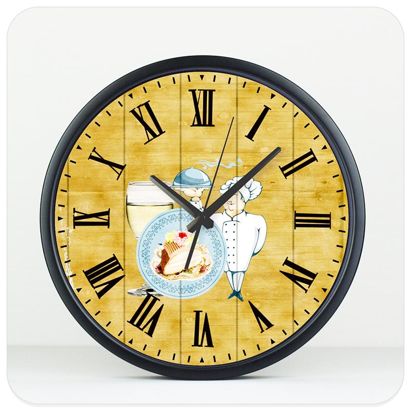 Cheap Black Metal Wall Clocks, find Black Metal Wall Clocks deals on ...