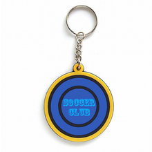 Soft PVC soccer club Logo jersey keychain, 3D silicone world cup football fans sneaker shoe key chain ring keyring tag souvenir