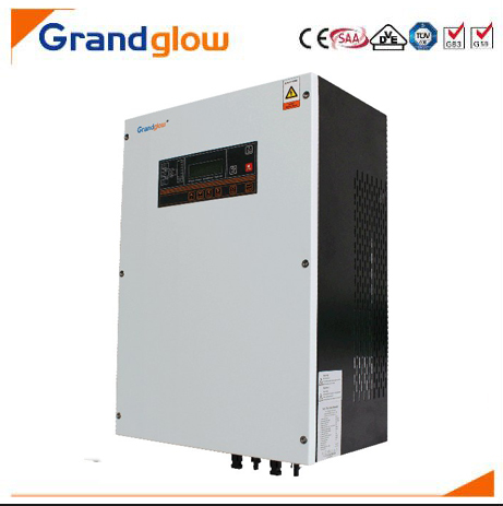 IP65 5KW THREE PHASE 380V <strong>SOLAR</strong> ON GRID INVERTER CE GRID TIE INVERTER WITH MPPT