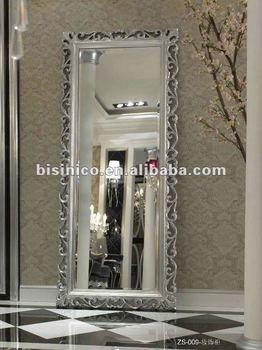 Colore Argento Nuova Classicain Legno Mobili soggiorno- Specchio ...