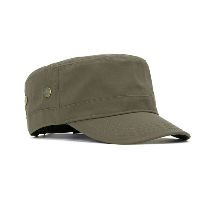 7d83e47cff24e Promotional Fashion Military Caps And Hats  Army Cap Hat Men Flat Top  Military Cap With
