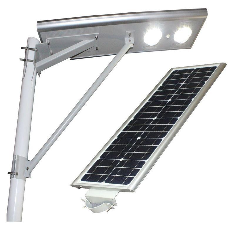 Mercado al por mayor panel solar 30W 40w iluminación solar de la calle para parques y patios