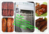 Hot selling automati fish smoking house/ meat smoking machine for sale