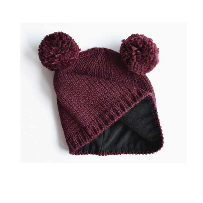 4cb678da8f499 China Beanie Fleece Hat