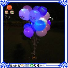 2016 new design wedding balloon flying 3 hours manufactured in China
