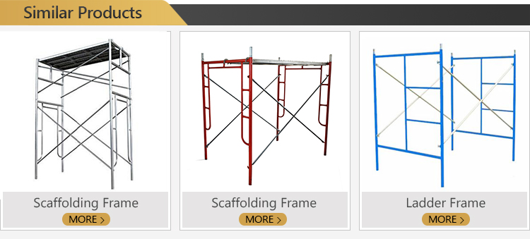 Tianjin TSX construction types scaffolding parts