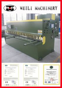 Top Quality Guillotine Design Advanced sheap cnc hydraulic guillotine shearing machine prices product
