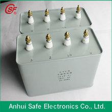 high voltage oil capacitor UV capacitor 2KVAC 15UF