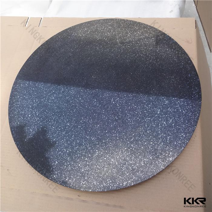 Fabriek prijs zwart wit schitteren kwarts stenen aanrecht werkbladen ijdelheid tops - Prijs kwarts werkblad ...