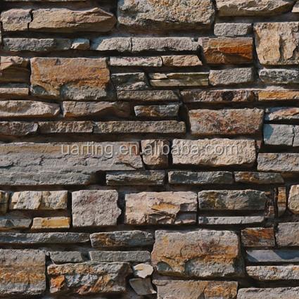 pvc hout steen baksteen 3d moderne behang behang luxe klassieke ...