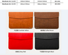 PU liner laptop sleeve for Apple Macbook Air 11.6/13.3