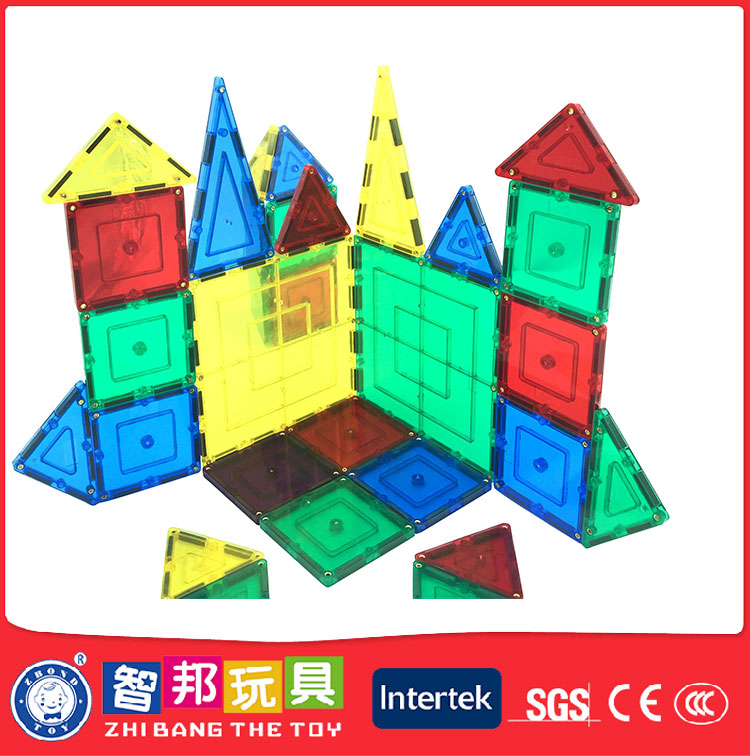 Factory Manufacture Various Magnetic Diy Toys