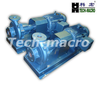 Centrifugal high efficiency competitive non-clogging water pump centrifugal oily waste water pumps