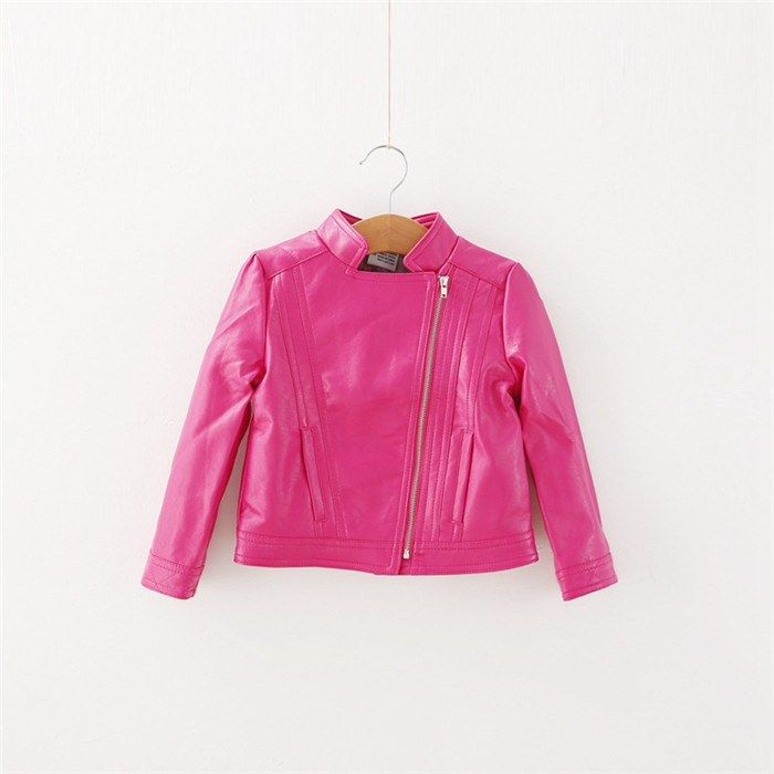 Cheap Pink Leather Jacket For Kids, find Pink Leather Jacket For ...