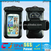 Hot sale new product arm band mobile phone pvc waterproof bag