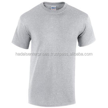 Men 100% Cotton blank t shirts