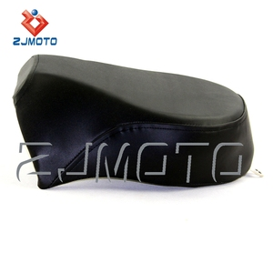 New Motorcycle Rear Pillion Seat Cover Cowl Passenger Seat FIT FOR HARLEY CUSTOM Sportster 1200N Nightster 07-13 ZJMOTO