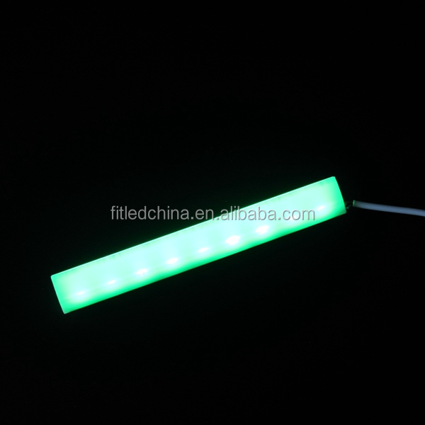 LED glas plank clip lamp lichten voor kast boekenkast boekenplank 12 ...
