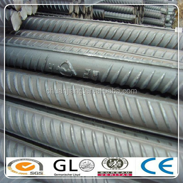 Hotrolled Ribbed Bars Deformed Steel Bars Reinforcing Steel Bars steel rebar with boron