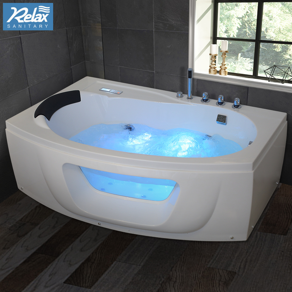 Acrylic Bathroom Bathtub, Acrylic Bathroom Bathtub Suppliers and ...