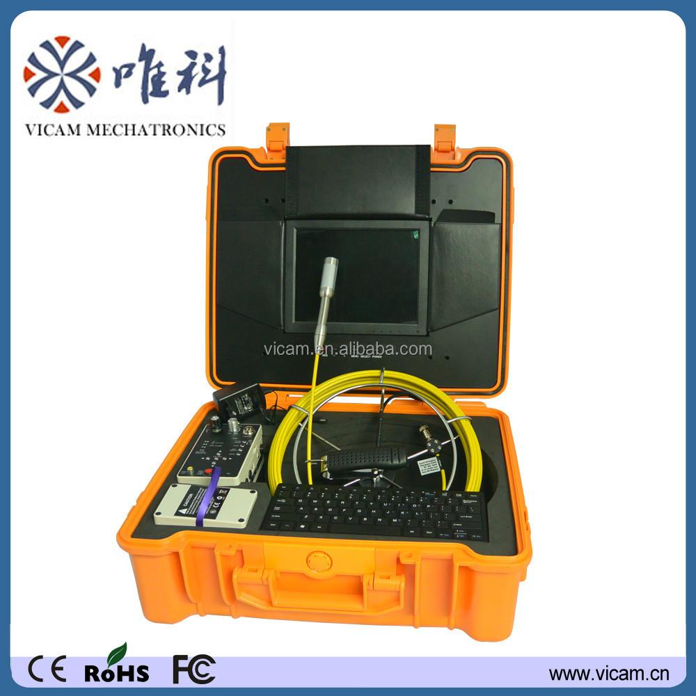 512 hz sonde metteur portable endoscopique tuyau d 39 gout de vidange cam ra d 39 inspection. Black Bedroom Furniture Sets. Home Design Ideas