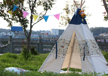 Canvas Indian Tipi Tent teepee tent for Kids & Canvas Indian Tipi Tent Teepee Tent For Kids - Buy Indian Tents ...