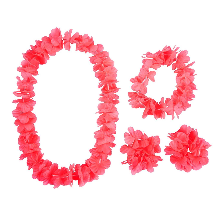 Get Quotations · Ladies Hawaiian 4 Piece Flower Garland Aloha Set Fancy Dress Accessories Beach  sc 1 st  Alibaba & Cheap Hawaiian Fancy Dress Plus Size find Hawaiian Fancy Dress Plus ...