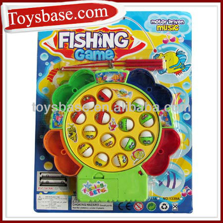 Children electric little fish toys