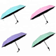 Chinese Shenzhen Promotional Cheap Lady Up Collapsible 3 Fold Small Auto Rain UV Sun Umbrella