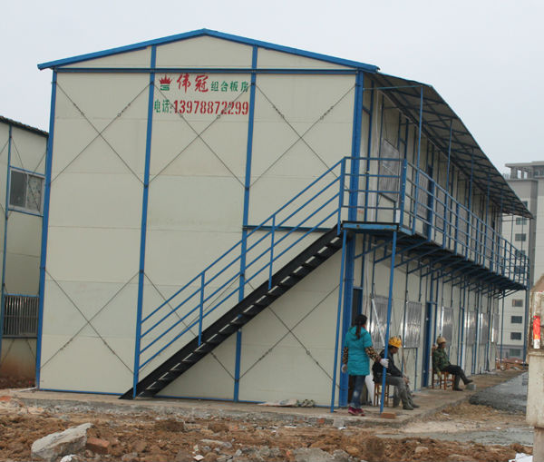 Small Order Acceptable Hurricane Proof Prefab Houses Made In China