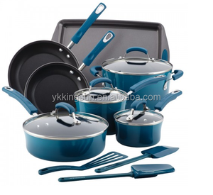 10pcs rachael ray cookware set
