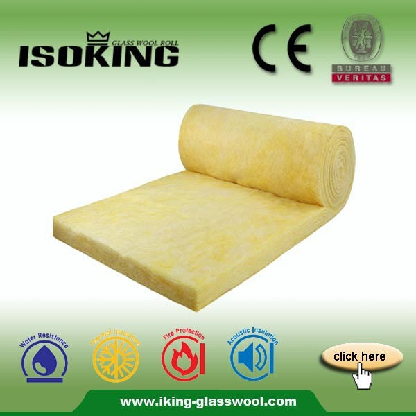 ISOKING high quality glass wool insulation