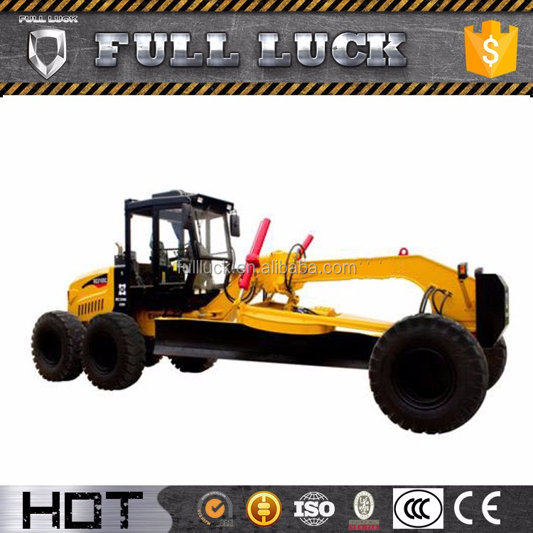 Chinese Motor Road Grader With Best Prices