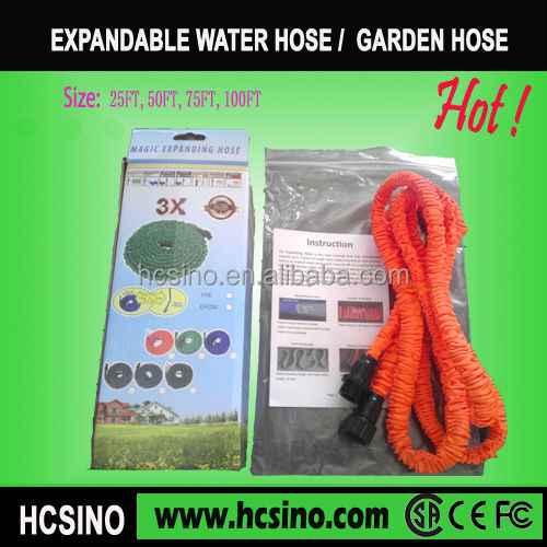 As seen on TV Color box packing elastic garden hose