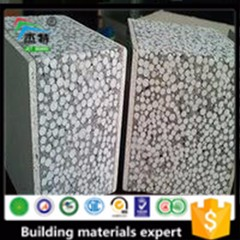 China factory directly sell concrete roof panels, IXPE foam insulation material with aluminium foil