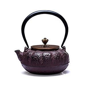 Dofuta pumpkin type iron kettle Southern Iron iron kettle teapot fashionable southern iron kettle kettle direct fire ih corresponding 0.9L TB017