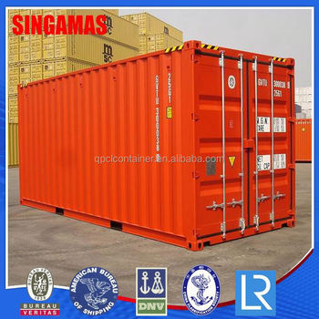 chemical shipping container
