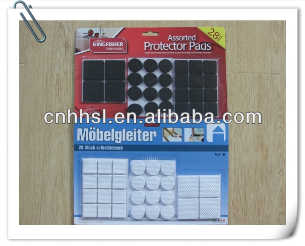 28pcs assorted protector pads