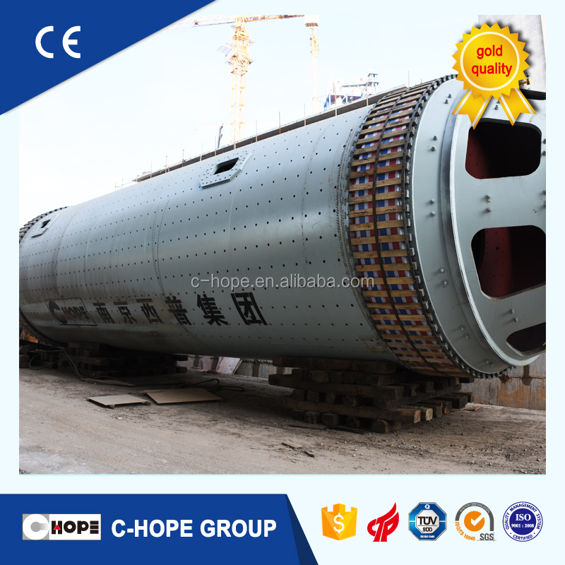 2017 C-HOPE High Output Continuous Cement/mining Ball Mill Prices