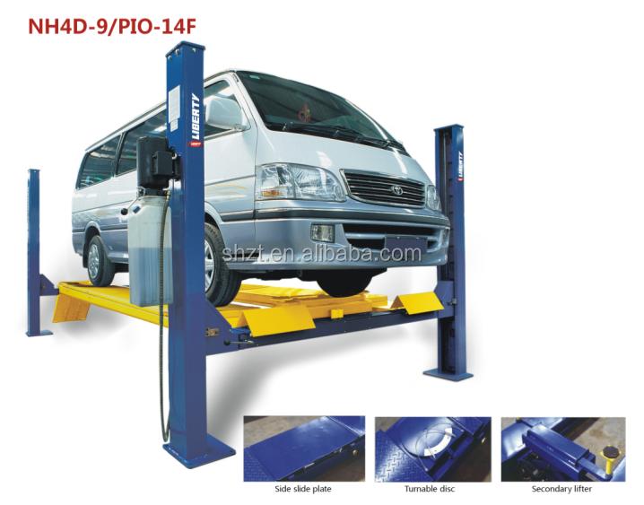 auto officina apparecchi di sollevamento 4  ruota di allineamento