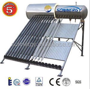 Thermosiphon solar power system solar thermal heater water
